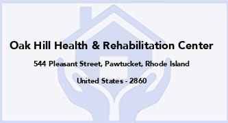 Oak Hill Health & Rehabilitation Center