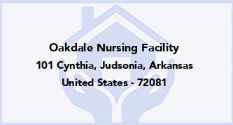 Oakdale Nursing Facility