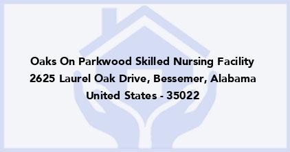 Oaks On Parkwood Skilled Nursing Facility