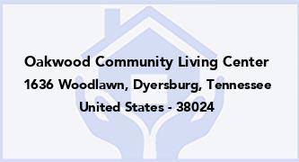 Oakwood Community Living Center