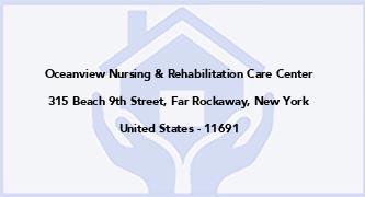 Oceanview Nursing & Rehabilitation Care Center