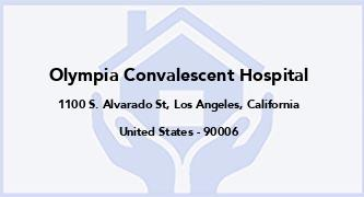 Olympia Convalescent Hospital