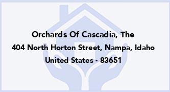 Orchards Of Cascadia, The