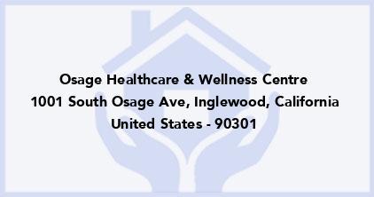 Osage Healthcare & Wellness Centre