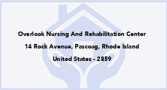 Overlook Nursing And Rehabilitation Center