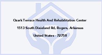 Ozark Terrace Health And Rehabilitation Center