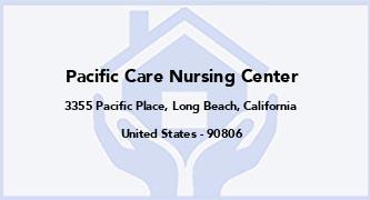 Pacific Care Nursing Center