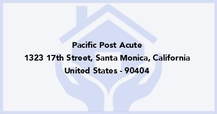 Pacific Post Acute