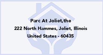 Parc At Joliet,The