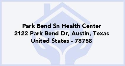 Park Bend Sn Health Center