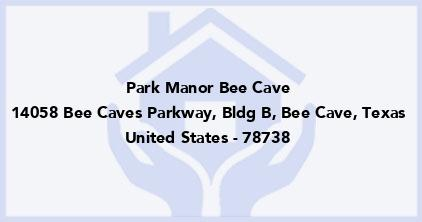 Park Manor Bee Cave