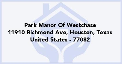 Park Manor Of Westchase