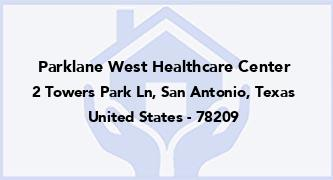 Parklane West Healthcare Center
