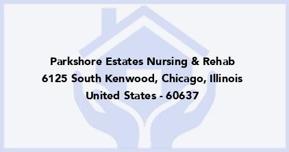 Parkshore Estates Nursing & Rehab