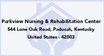 Parkview Nursing & Rehabilitation Center