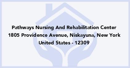 Pathways Nursing And Rehabilitation Center