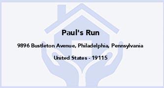 Paul'S Run