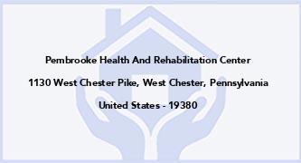 Pembrooke Health And Rehabilitation Center