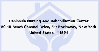 Peninsula Nursing And Rehabilitation Center
