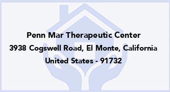 Penn Mar Therapeutic Center