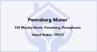 Pennsburg Manor