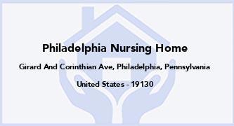 Philadelphia Nursing Home