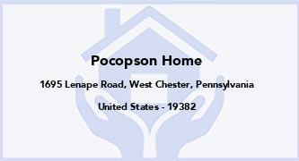 Pocopson Home