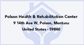 Polson Health & Rehabilitation Center