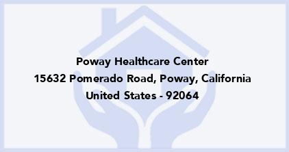 Poway Healthcare Center