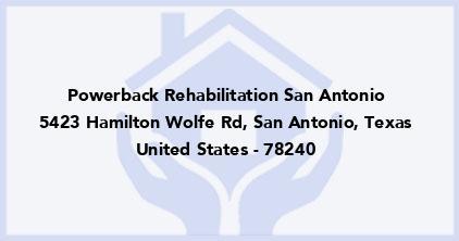 Powerback Rehabilitation San Antonio
