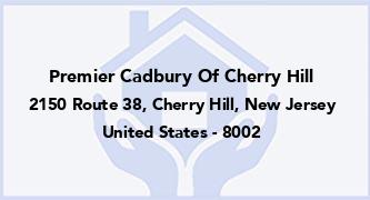 Premier Cadbury Of Cherry Hill