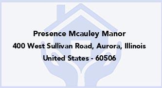 Presence Mcauley Manor
