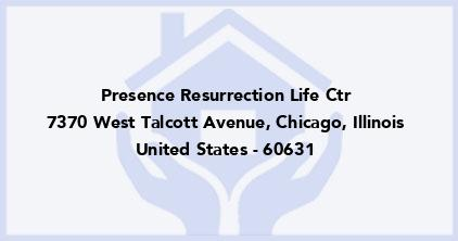 Presence Resurrection Life Ctr