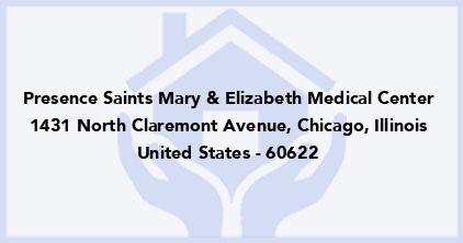 Presence Saints Mary & Elizabeth Medical Center