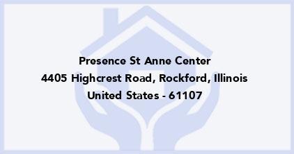 Presence St Anne Center