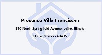 Presence Villa Franciscan