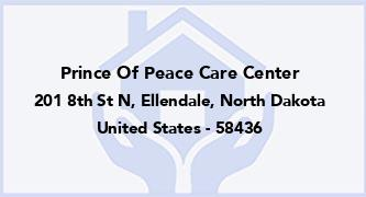 Prince Of Peace Care Center