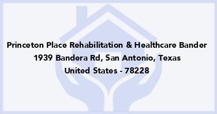 Princeton Place Rehabilitation & Healthcare Bander