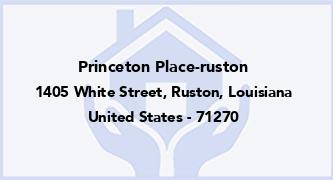 Princeton Place-Ruston
