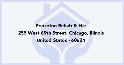 Princeton Rehab & Hcc