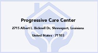 Progressive Care Center