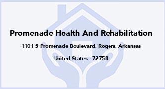 Promenade Health And Rehabilitation