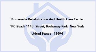 Promenade Rehabilitation And Health Care Center