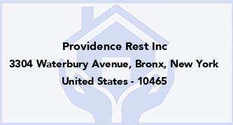 Providence Rest Inc