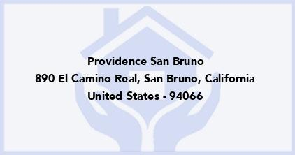 Providence San Bruno