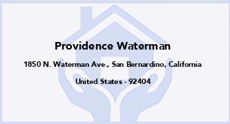 Providence Waterman