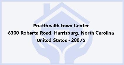 Pruitthealth-Town Center