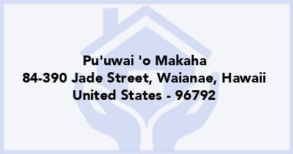Pu'Uwai 'O Makaha
