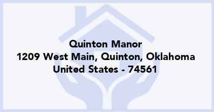 Quinton Manor