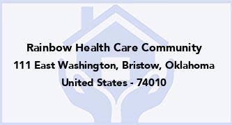 Rainbow Health Care Community